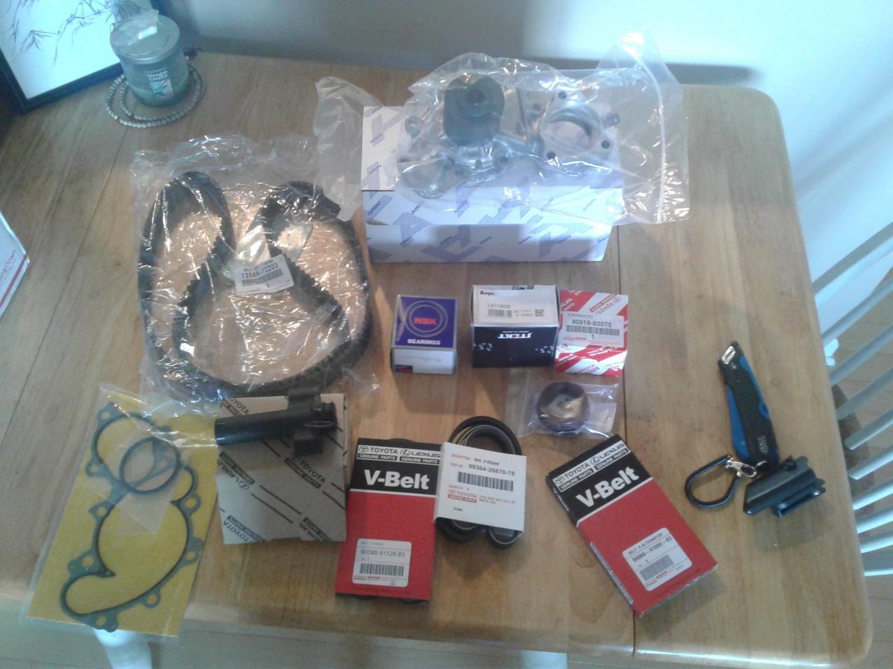 Authenticity of eBay timing belt kits-20190719_181516-jpg