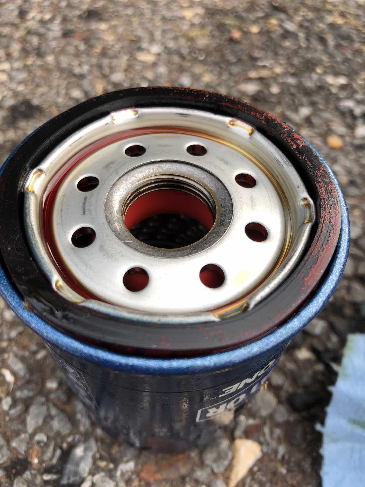 Wrong oil filter = big mess-img_5695-jpg
