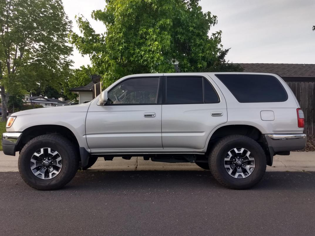 2019 Tacoma Wheels On 2000 4runner Toyota 4runner Forum Largest 4runner Forum