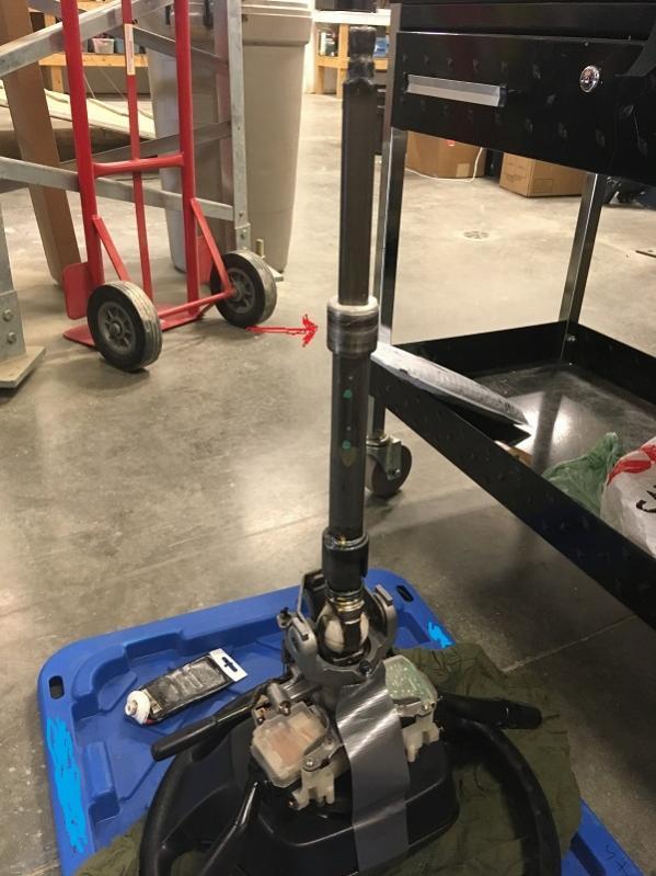 Steering Shaft Play - Beyond the Tack Weld-f-jpg