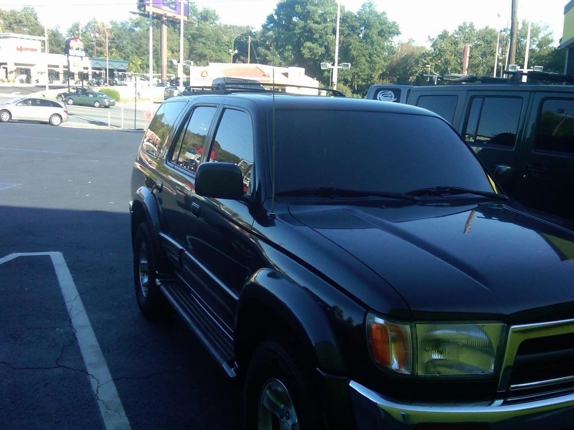 Craigslist En Austin Tx >> 1999 Limited 4x4 Austin Tx Craigslist Good Deal Toyota 4runner