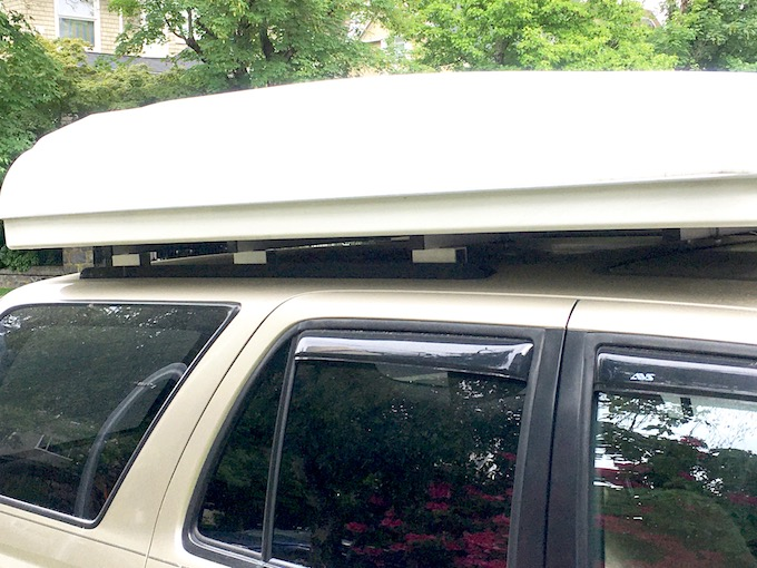 Is a roof rack necessary for a rooftop tent?-4run-jpg
