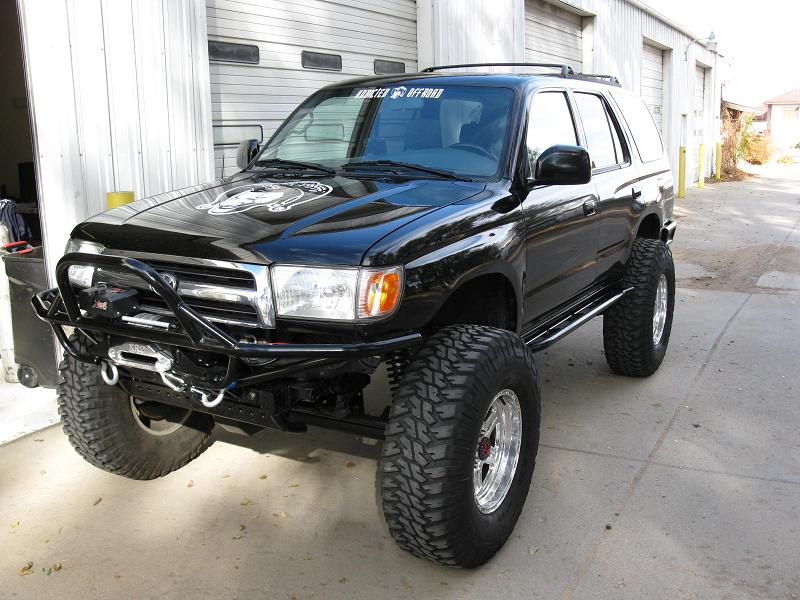 Anyone Have The Addicted Offroad Front Bumper Toyota