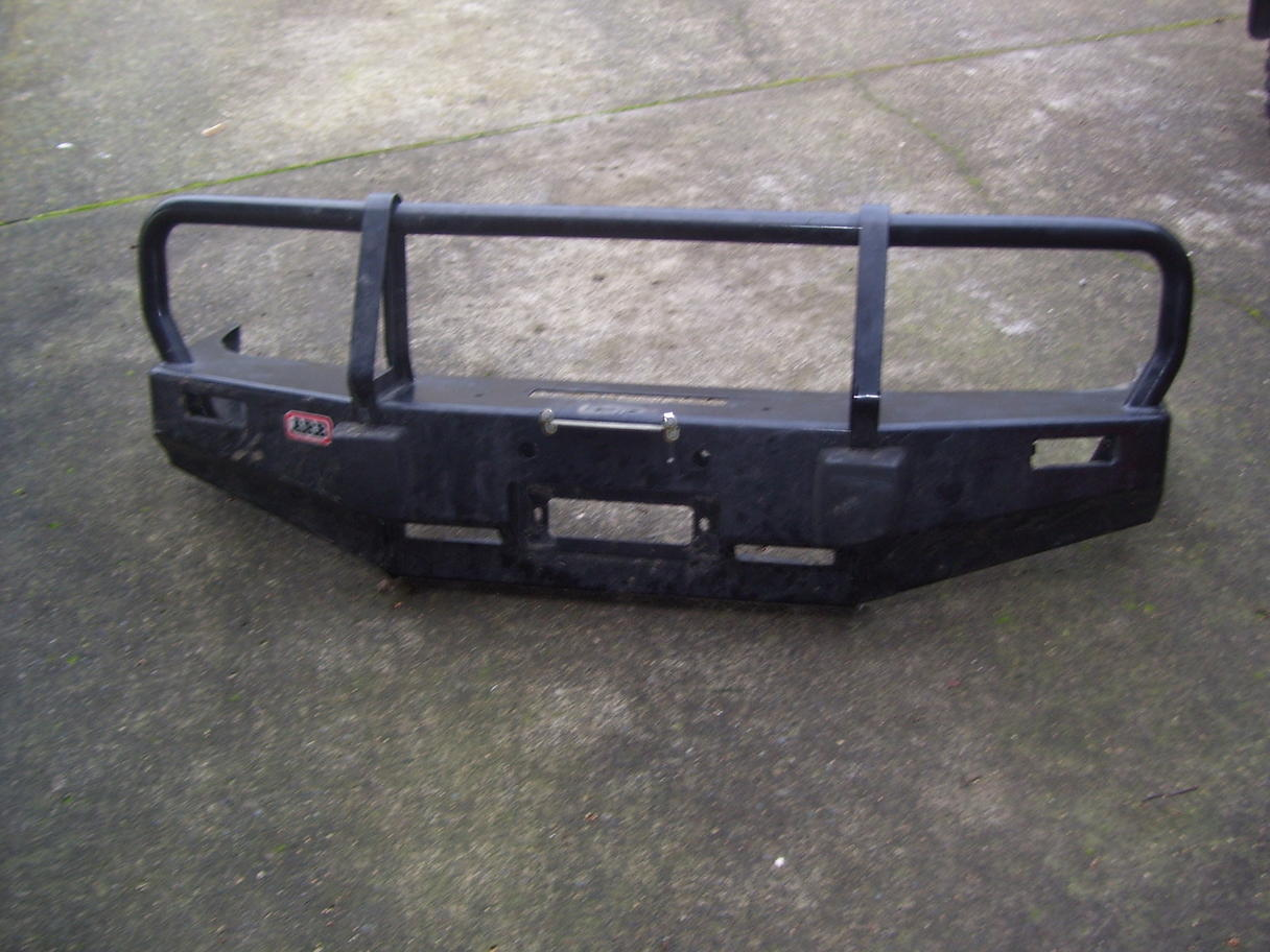 Another Arb Bumper Installed Toyota 4runner Forum Largest Need Some Help With Hella Lights Wiring