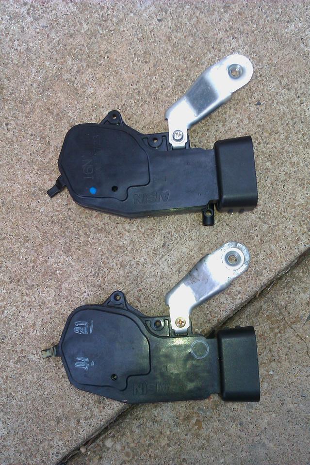 drivers door wont unlock with remote