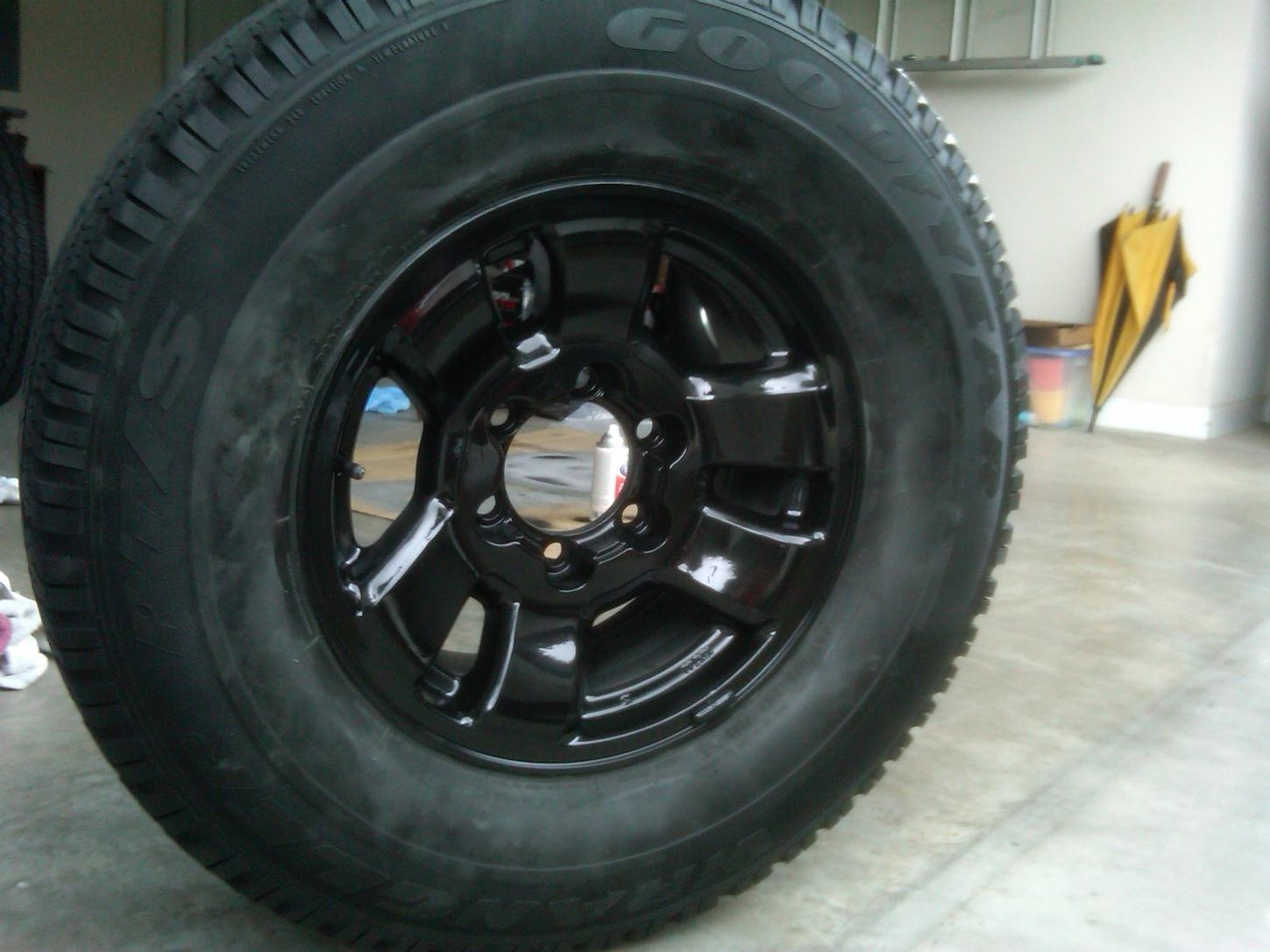 Black Rims Page 3 Toyota 4runner Forum Largest