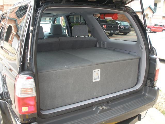 Cargo Box Storage System Diy Toyota 4runner Forum