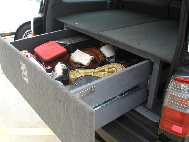 Cargo Box Storage System DIY Toyota 4Runner Forum