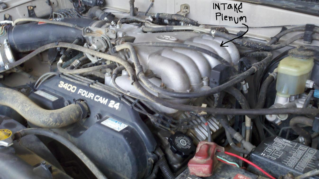 2001 Toyota 4runner Wiring Diagram Library 2000 Engine V6 3 4l Leaking Valve Cover Forum Largest Rh Org