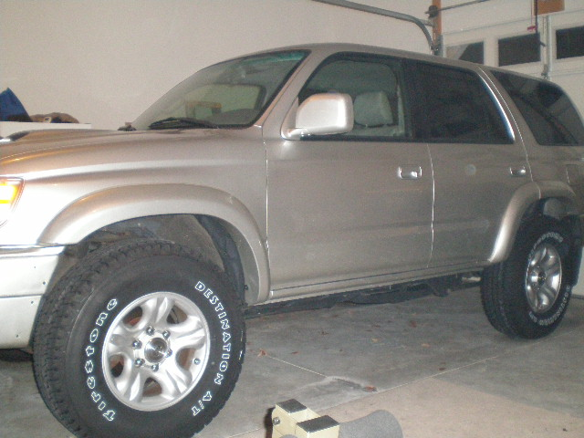 Opinions On Firestone Destination At S Off Road Toyota 4runner
