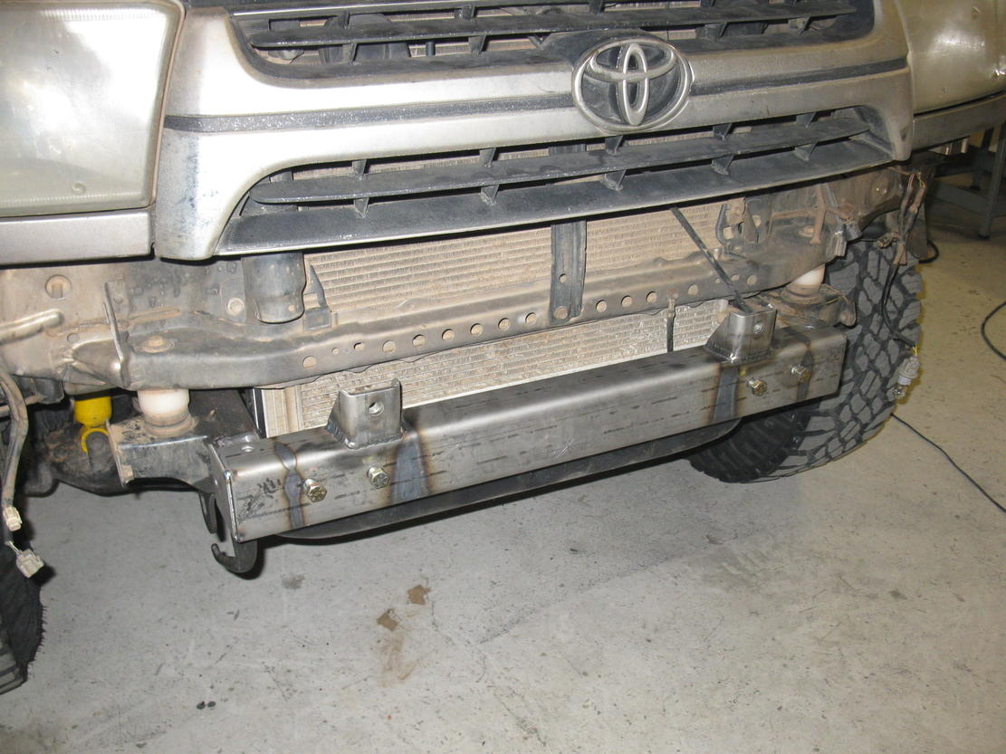 Marlin And Trailgear Tacoma Bumpers Toyota 4runner