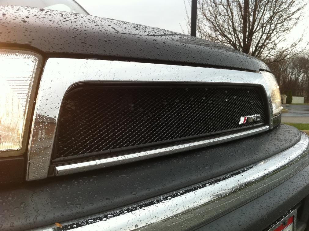 Satoshi grill mod question - Page 4 - Toyota 4Runner Forum - Largest 4Runner Forum
