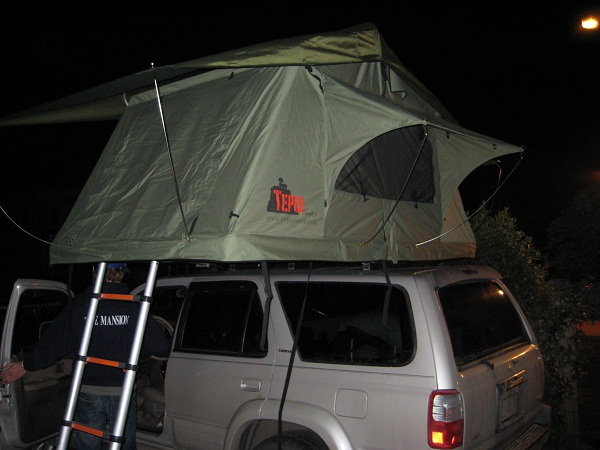 4runner Camper Conversion >> roof top tents...? - Page 2 - Toyota 4Runner Forum - Largest 4Runner Forum