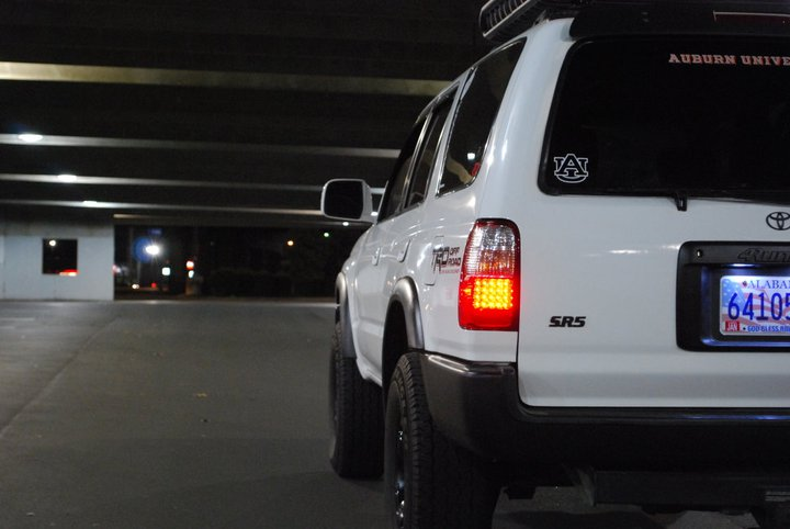 Show Me Your Tail Lights Toyota 4runner Forum Largest