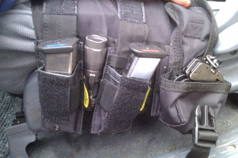 Molle Seat Covers From A Jp