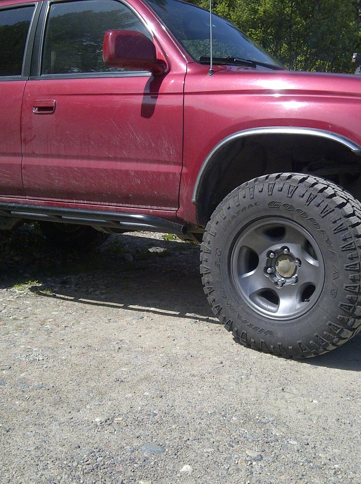 Fj80 Wheels And Lugnuts Toyota 4runner Forum Largest