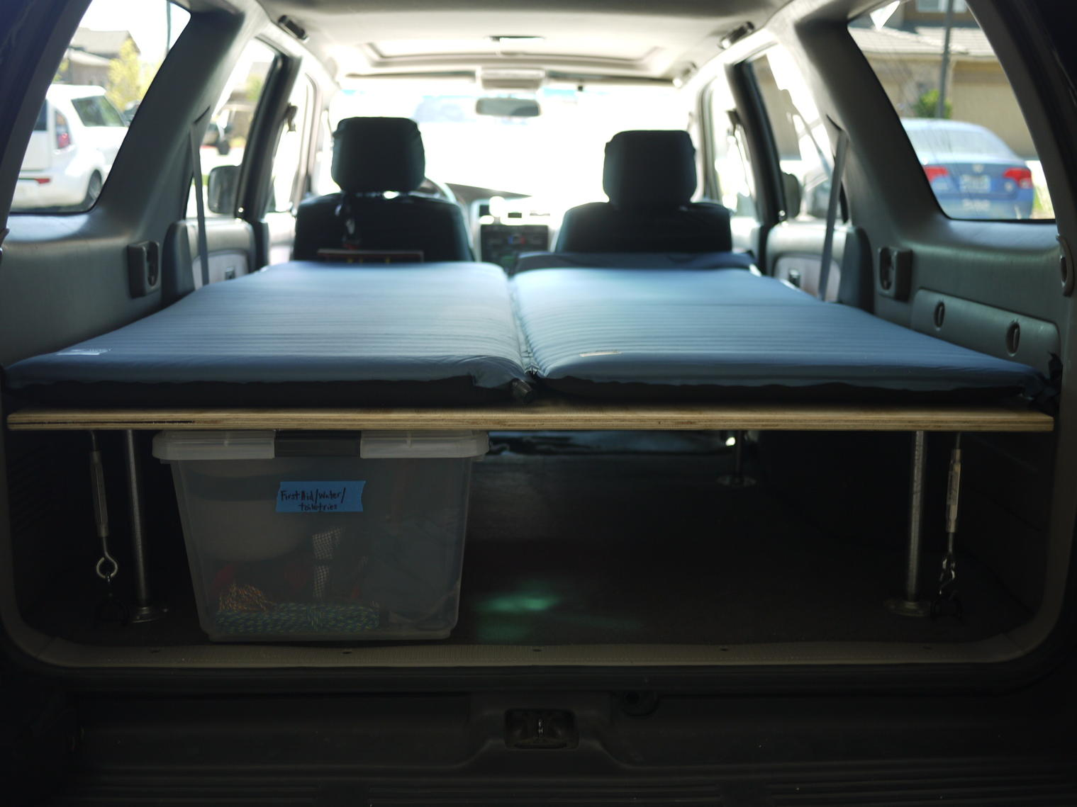 simple bed platform - Toyota 4Runner Forum - Largest 4Runner Forum