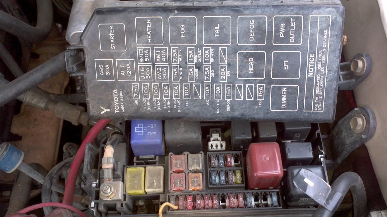 Chrysler Fuse Box Problem Wiring Diagram Will Be A Thing 2005 Sebring Under The Hood Circuit Maker Panel Convertible
