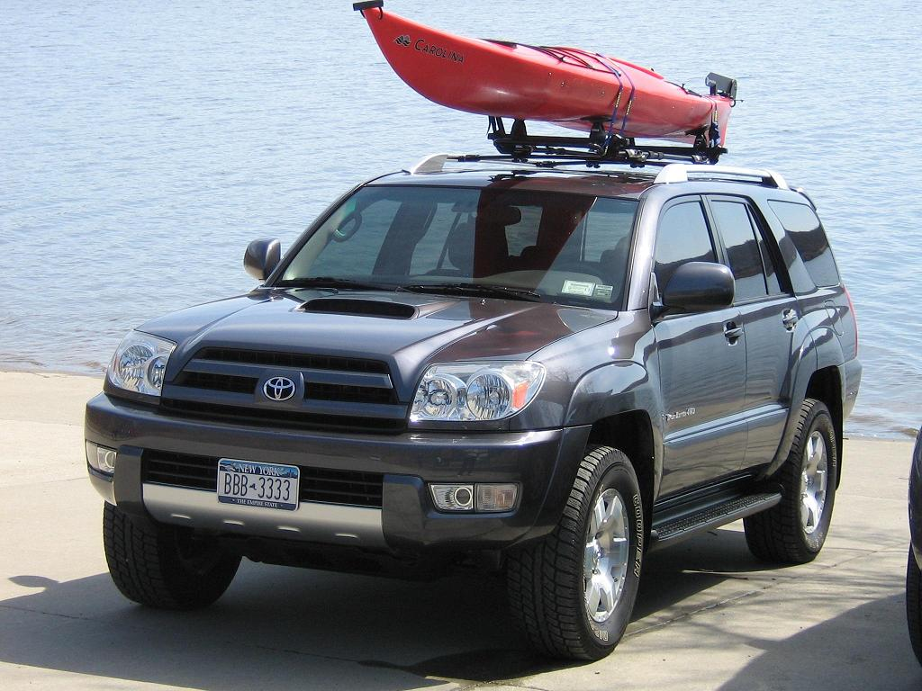Kayak canoe rack toyota 4runner forum largest 4runner forum