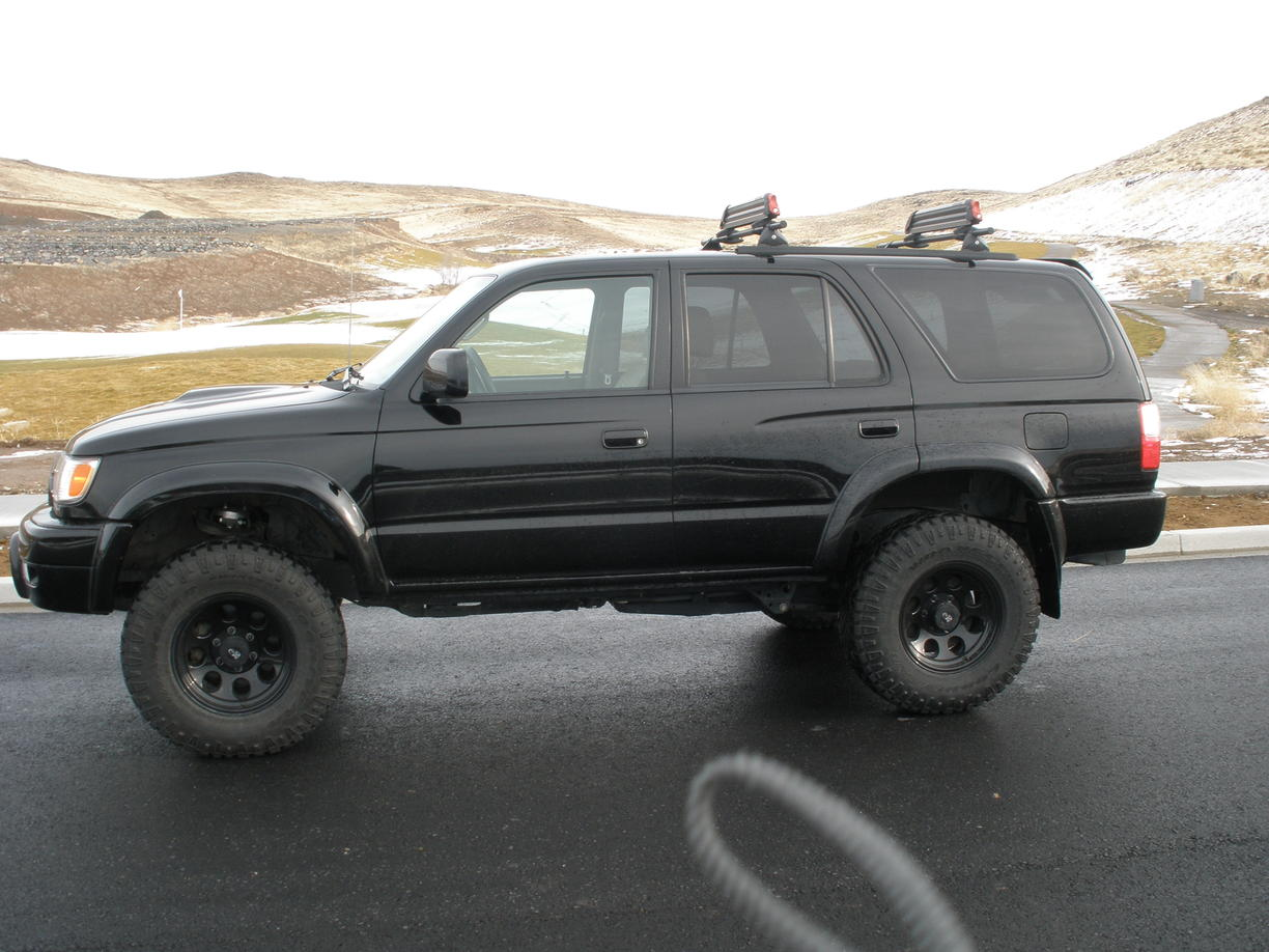 Post Your Pics Of Your Great Wheels Please Black 4runner