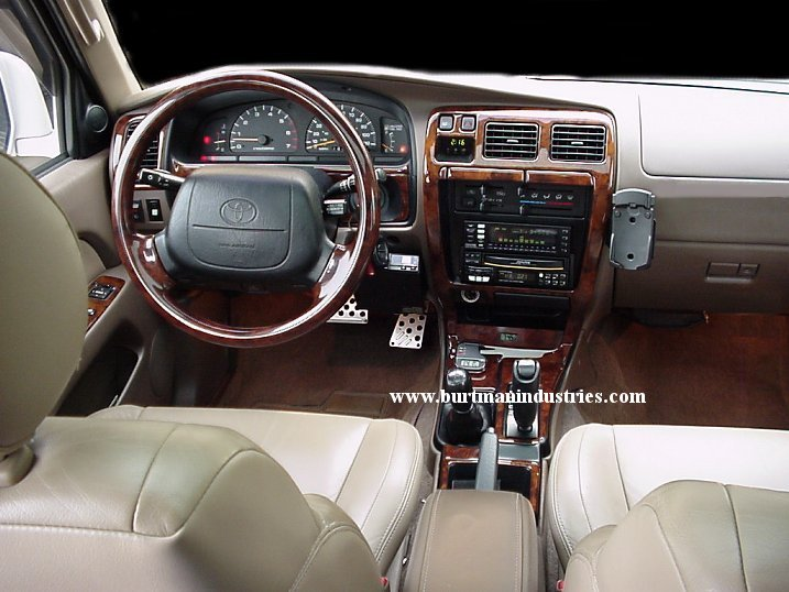 Wood dash trim help toyota 4runner forum largest - Toyota 4runner interior trim parts ...