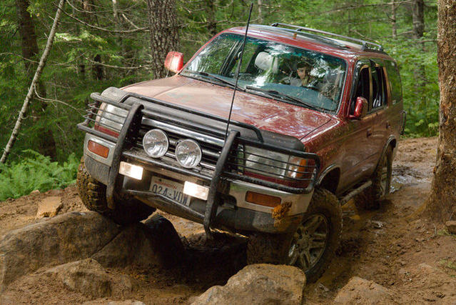 Warning: Do not buy a brush guard - Page 2 - Toyota 4Runner
