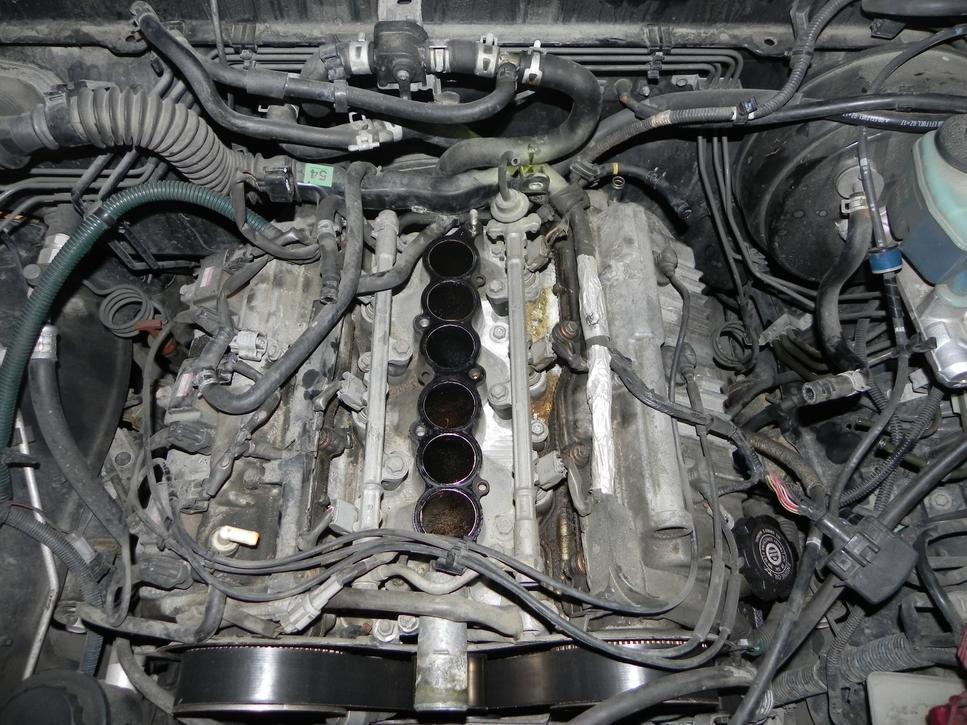 So my head gaskets blown - Toyota 4Runner Forum - Largest 4Runner Forum
