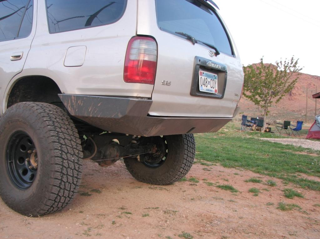 Rear Bumper Option Page 2 Toyota 4runner Forum