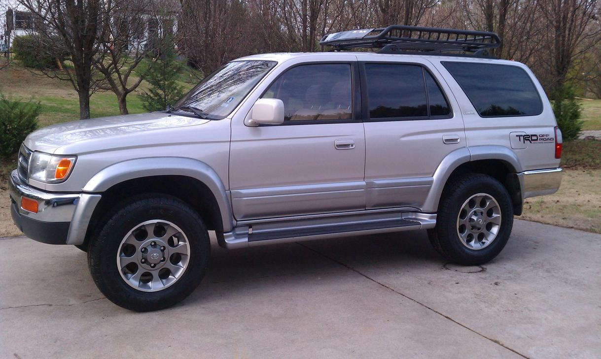 Largest Tires On A Off Road Trd Tacoma 2012 Autos Weblog
