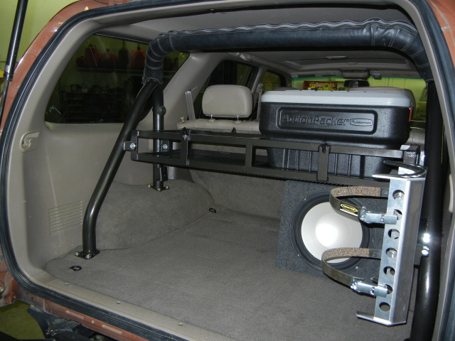 1st gen rollbar install guide request toyota 4runner - Interior roll cage for toyota pickup ...