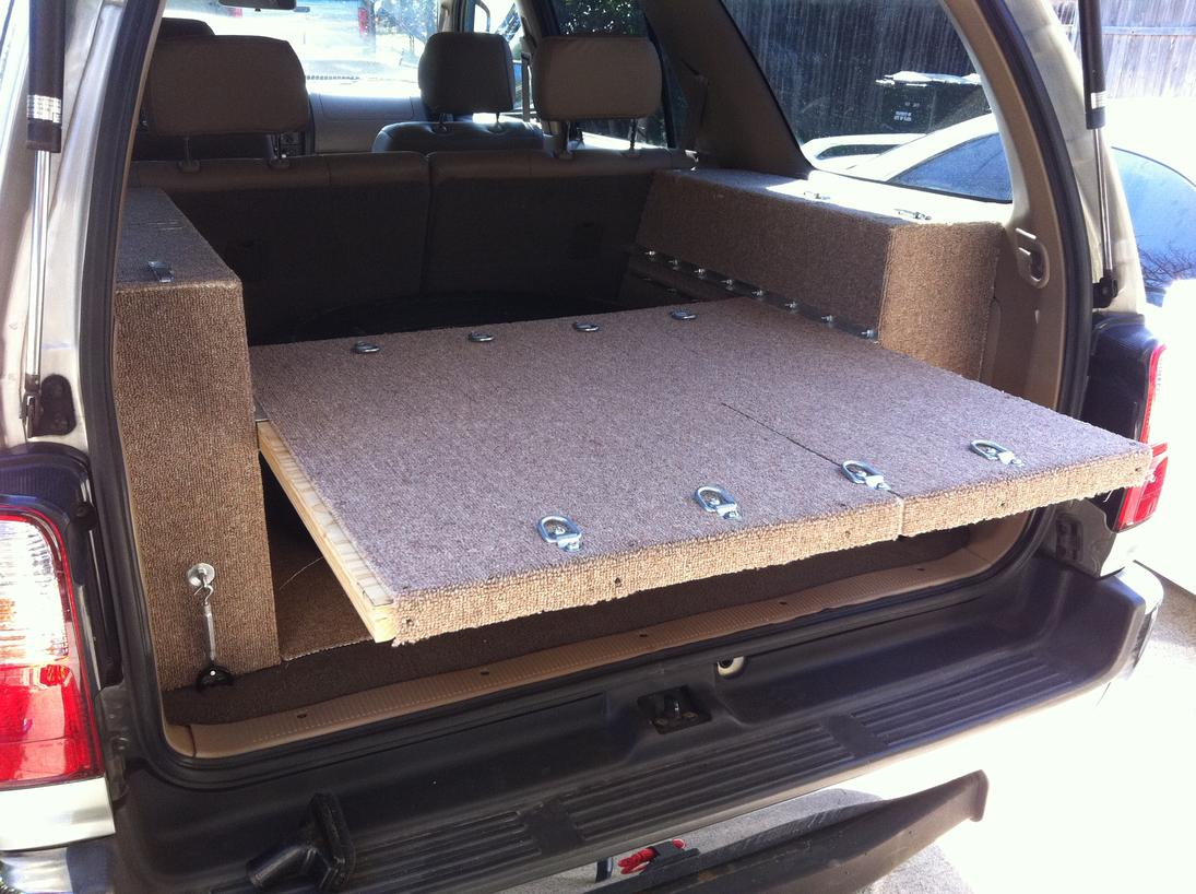 cargo box deck toyota 4runner forum largest 4runner. Black Bedroom Furniture Sets. Home Design Ideas