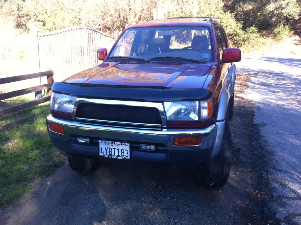 My Own 20 Grill Toyota 4runner Forum Largest 4runner