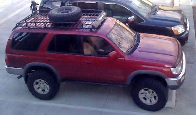 Rooftop Cargo Rack That Mounts In Factory Quot T Quot Slots