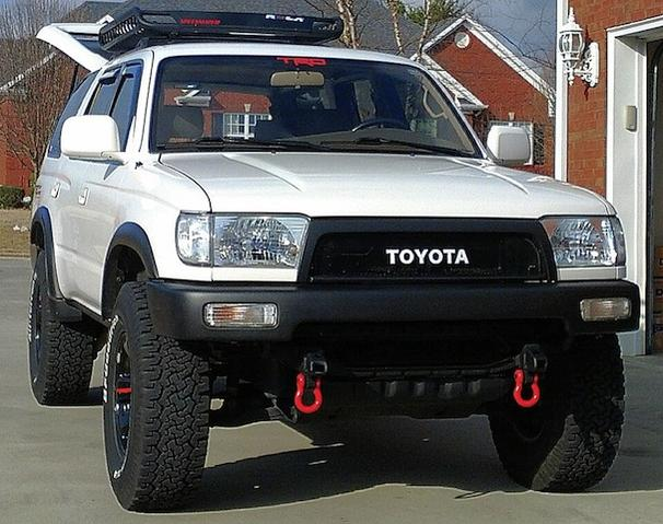 2009 Toyota Tacoma Accessories Post your Satoshi Mod Pics Here! - Toyota 4Runner Forum ...