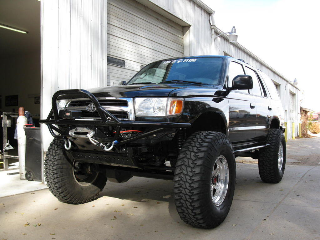 37 S On A 3 5 Lift Toyota 4runner Forum Largest
