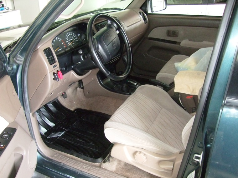toyota tacoma 4 x 4 page 2 autos post. Black Bedroom Furniture Sets. Home Design Ideas