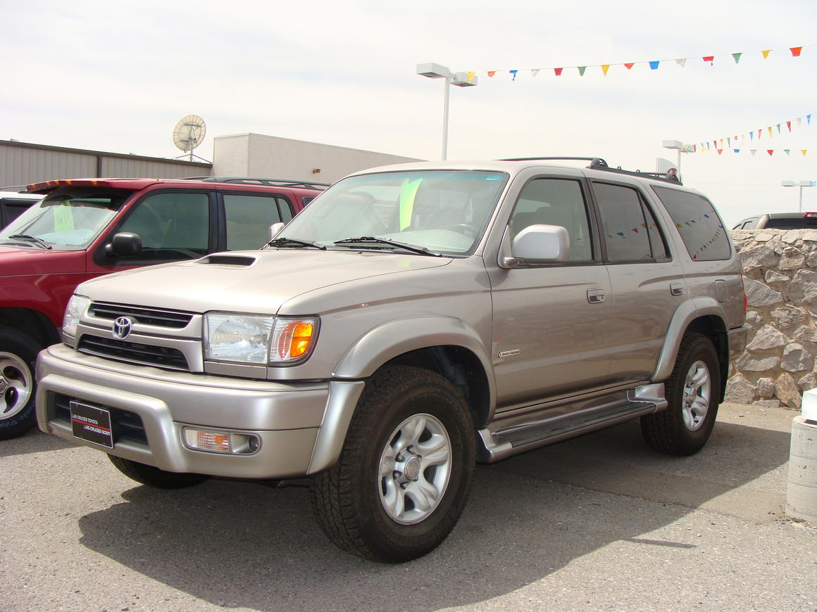 need opinions looking to buy a 2002 sport edition toyota 4runner forum largest 4runner forum. Black Bedroom Furniture Sets. Home Design Ideas
