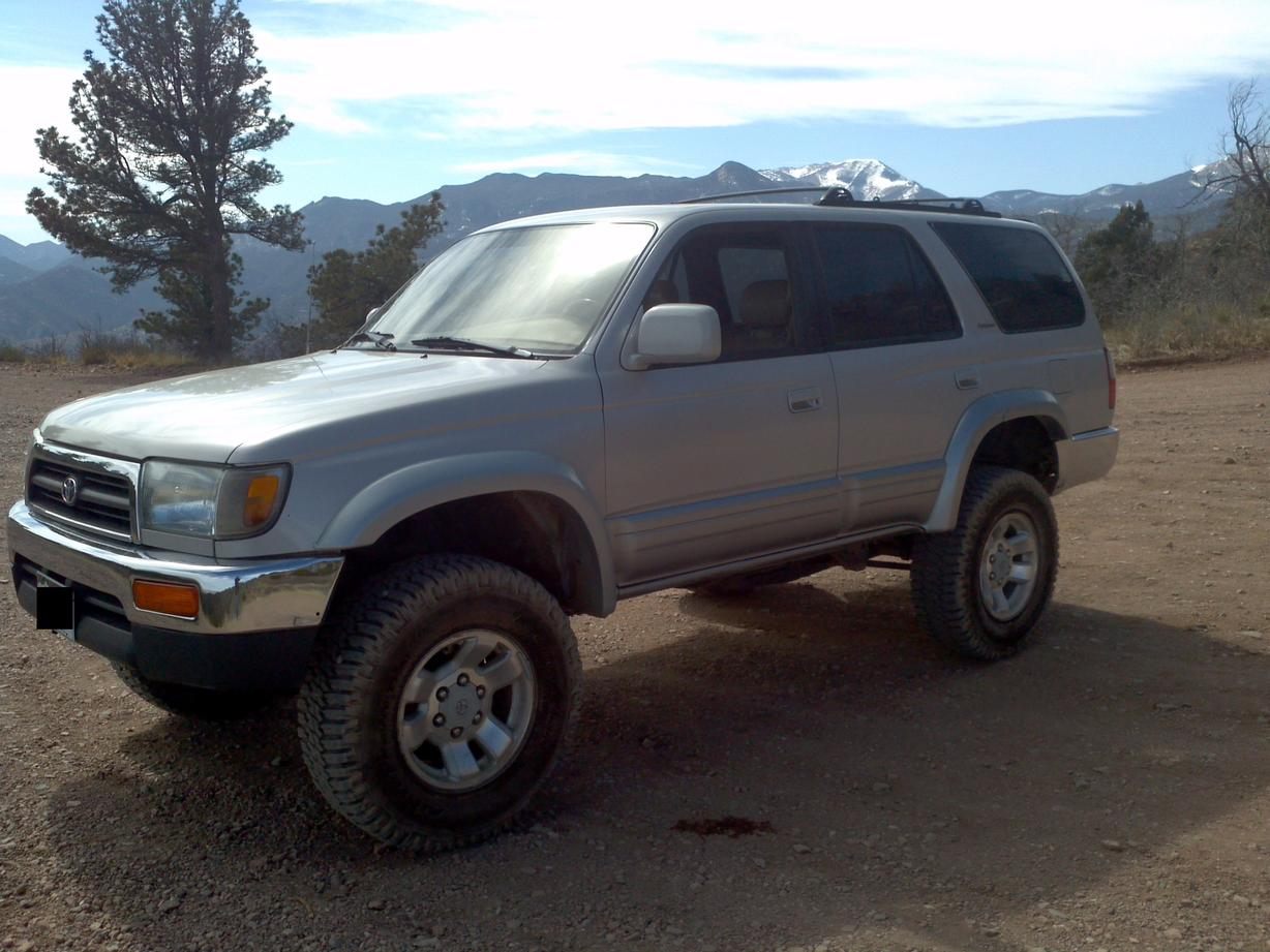 16 in wheel pics toyota 4runner forum largest 4runner. Black Bedroom Furniture Sets. Home Design Ideas
