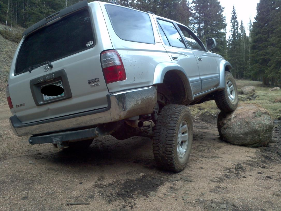 """LC Lift with 32"""" Tires - Picture Request - Page 2 - Toyota ..."""