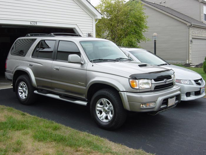newbie with questions 2002 sport edition toyota 4runner forum largest 4runner forum. Black Bedroom Furniture Sets. Home Design Ideas