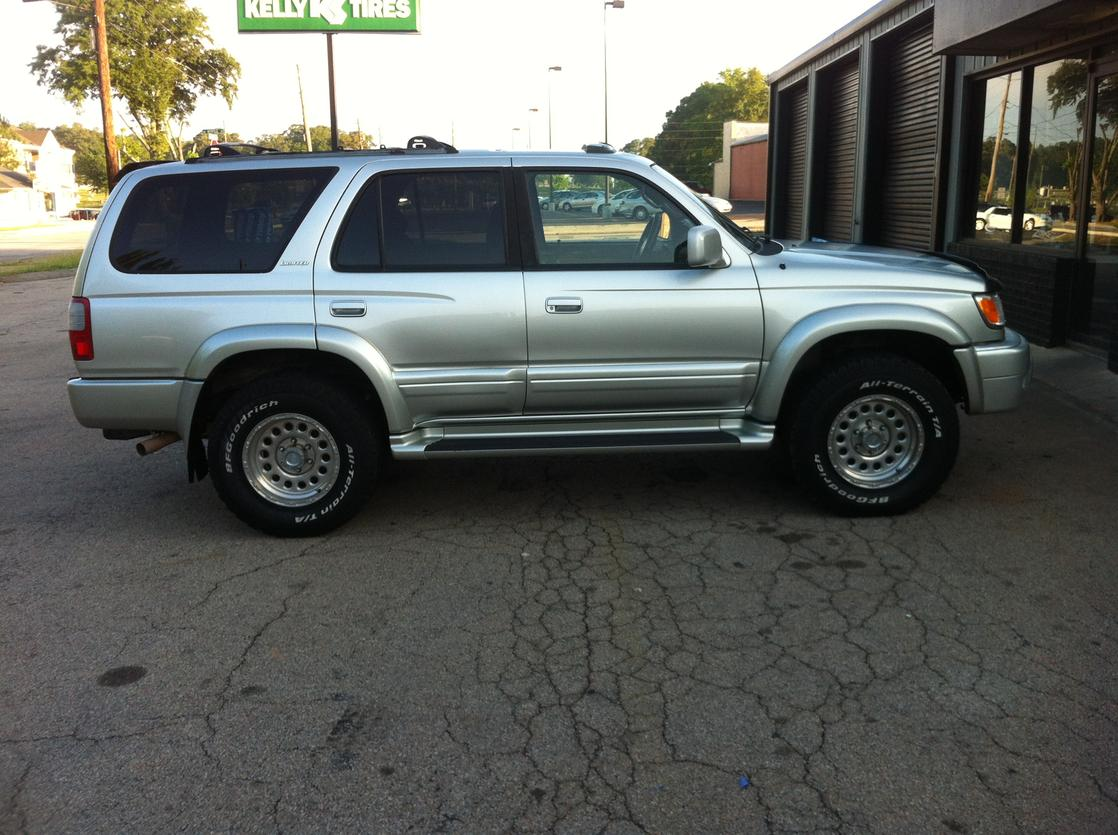 99 4runner Limited Toyota 4runner Forum Largest