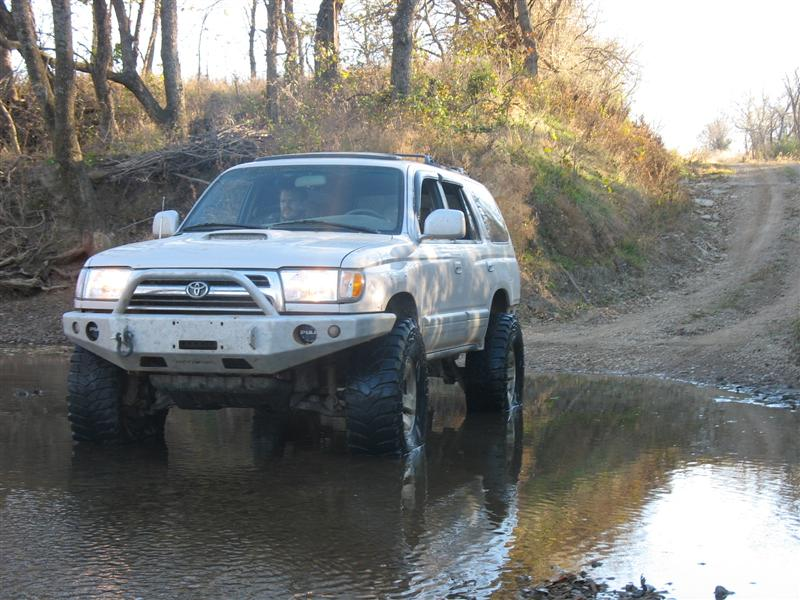 """2000 Toyota 4runner Front Bumper Spacers for 35""""s ? - Toyota 4Runner Forum - Largest ..."""