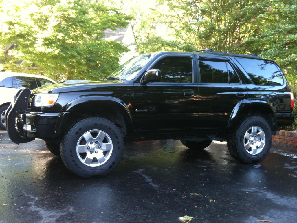 FJ Rims on a 3rd Gen? - Toyota 4Runner Forum - Largest 4Runner Forum