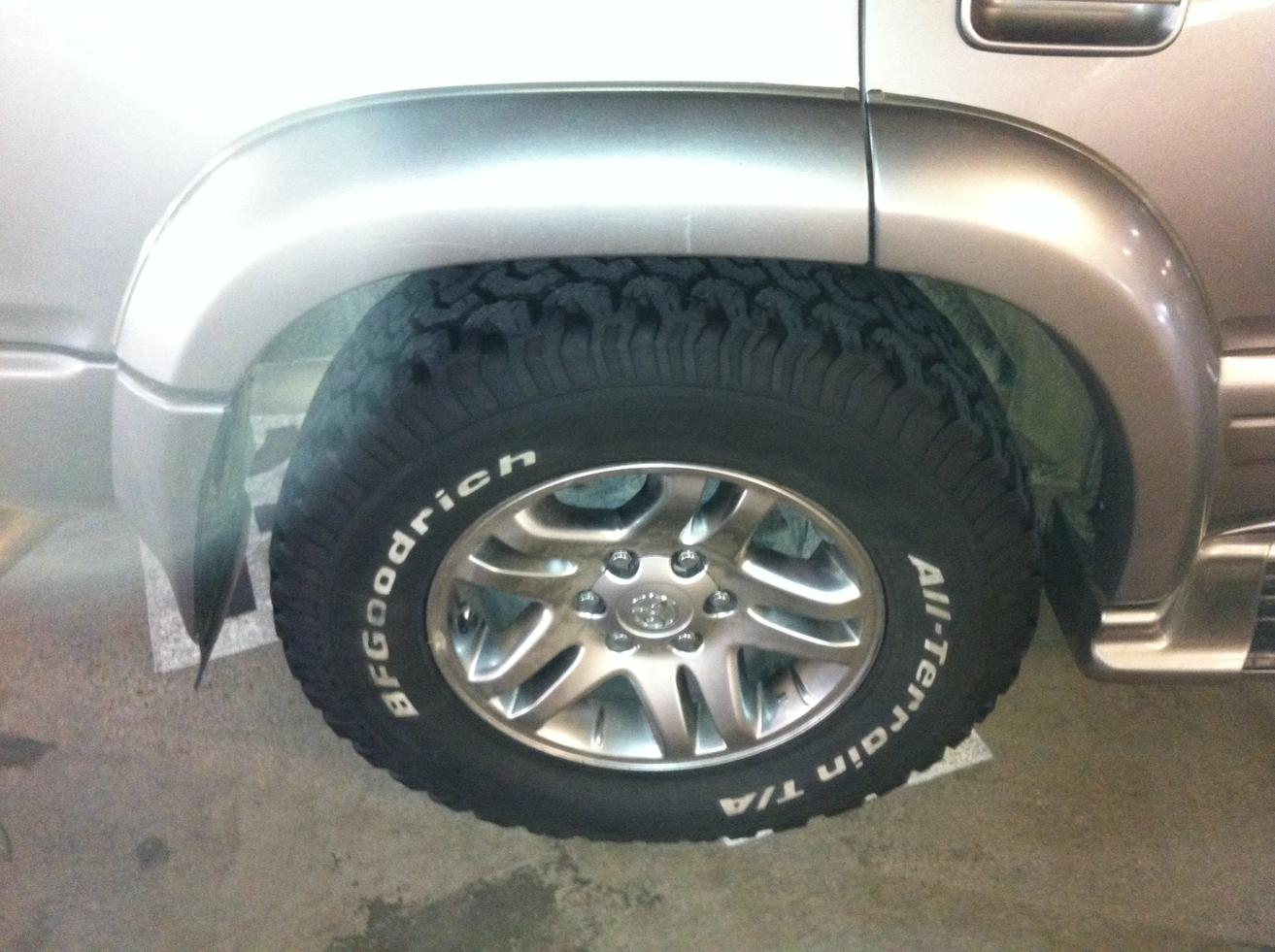 Looking At Some 265 70 17 Toyota 4runner Forum Largest