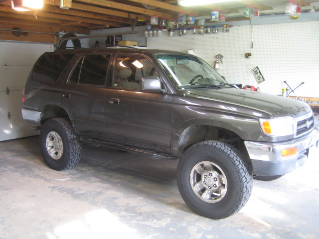 Cooper Discoverer Atp 265 75 16 Page 2 Toyota 4runner Forum