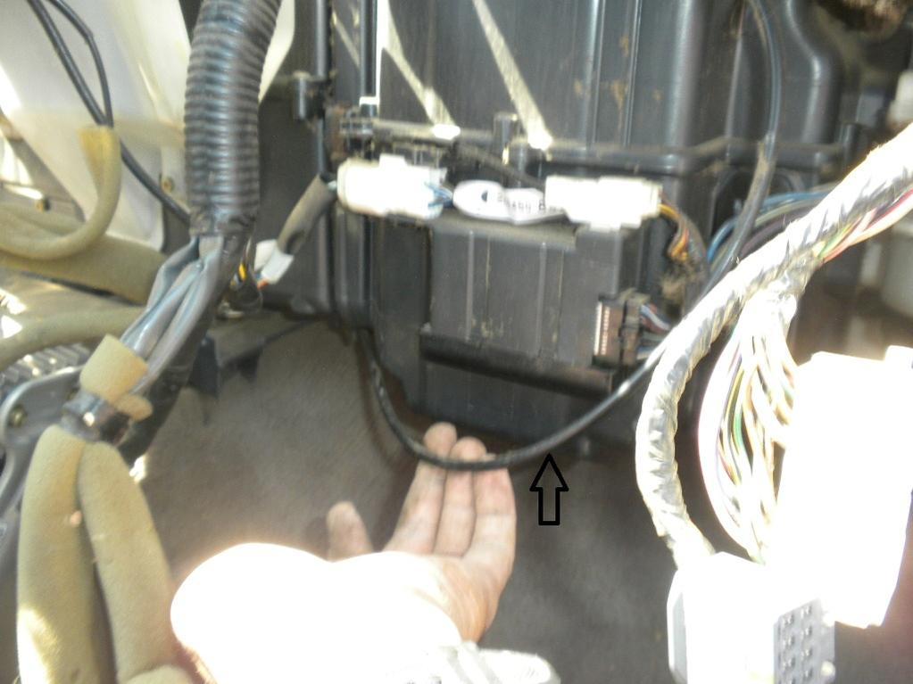 Heater core removal - Toyota 4Runner Forum - Largest 4Runner