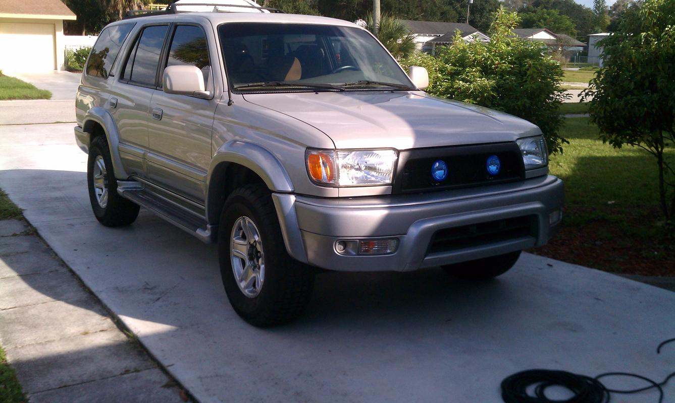 Rigged up driving lights: question on wiring - Toyota 4Runner Forum ...