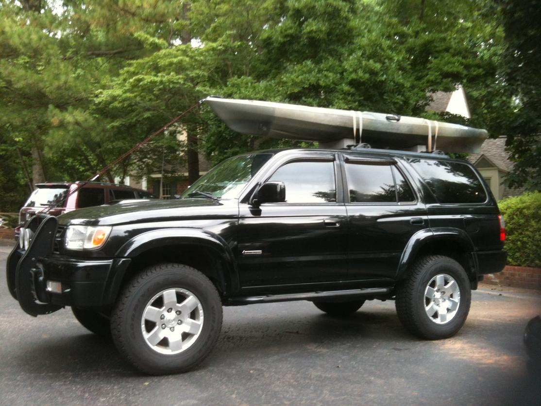 Thebrandon S 2000 Sr5 4x4 Kayak Hauler Thread Toyota