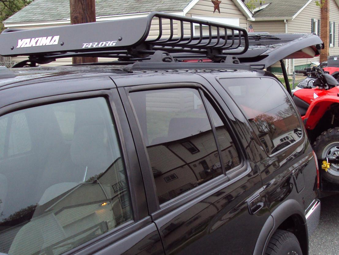 Toyota Of Southern Md >> Post pics of your Roof rack/basket - Toyota 4Runner Forum - Largest 4Runner Forum