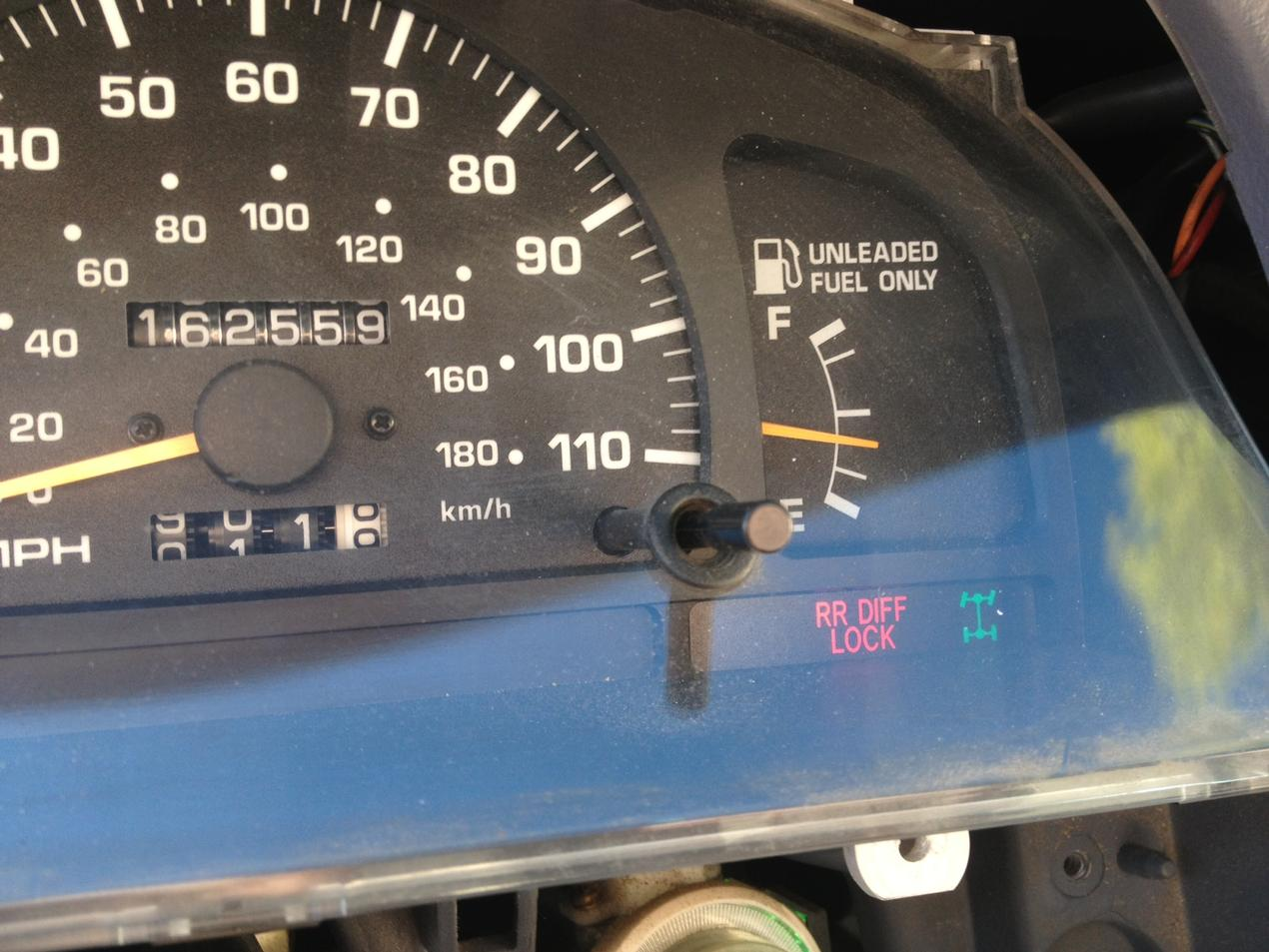 Anyone Hack The Rr Diff Lock Light To Be Used With Air Locker Toyota 4runner Forum Largest